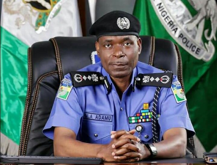 IGP Dissolves The Special Anti-Robbery Squad (SARS) ; Emplaces Other Measures To Protect The Citizens