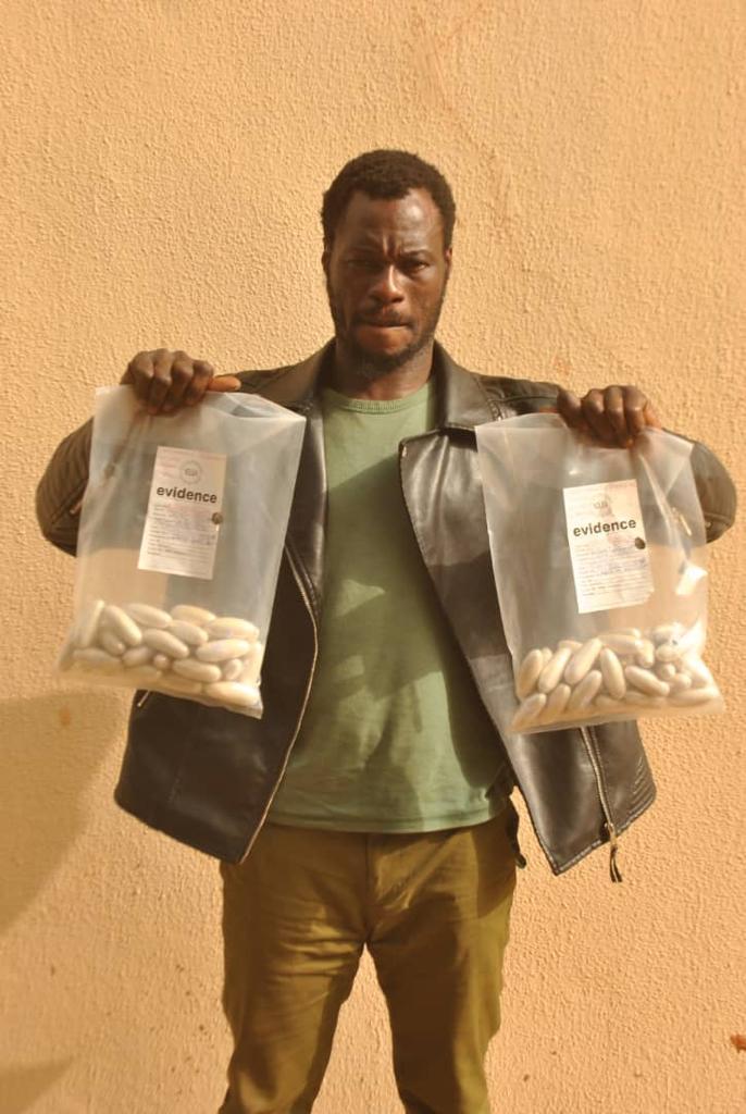 Transborder Drug  Trafficker Arrested With N1billion  Cocaine