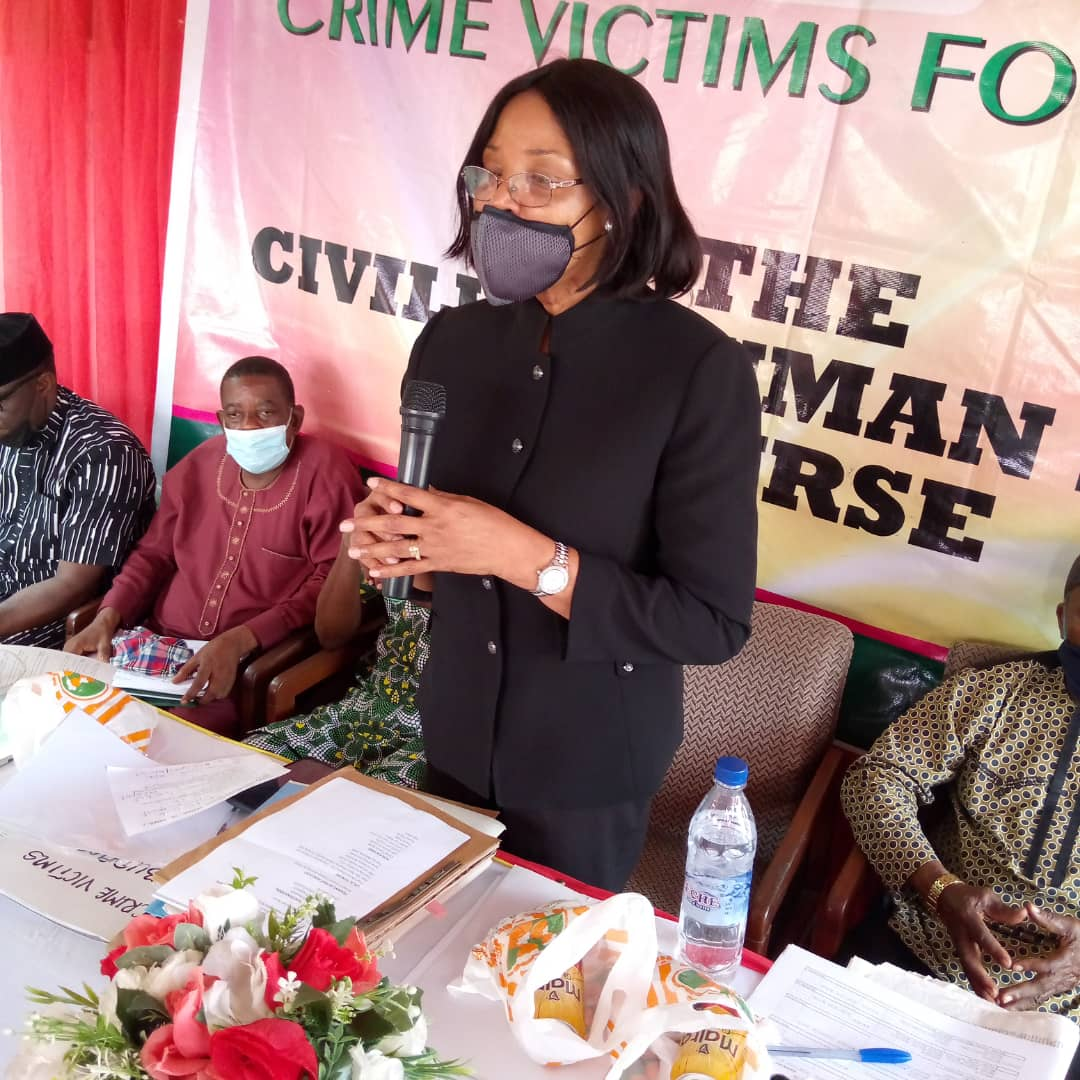 Crime Victims Foundation Goes On Restructuring