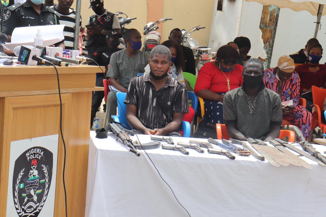 Operation Puff Adder Ii – Police Operatives Bust Violent Criminal Networks, Arms And Drugs Supply Chain