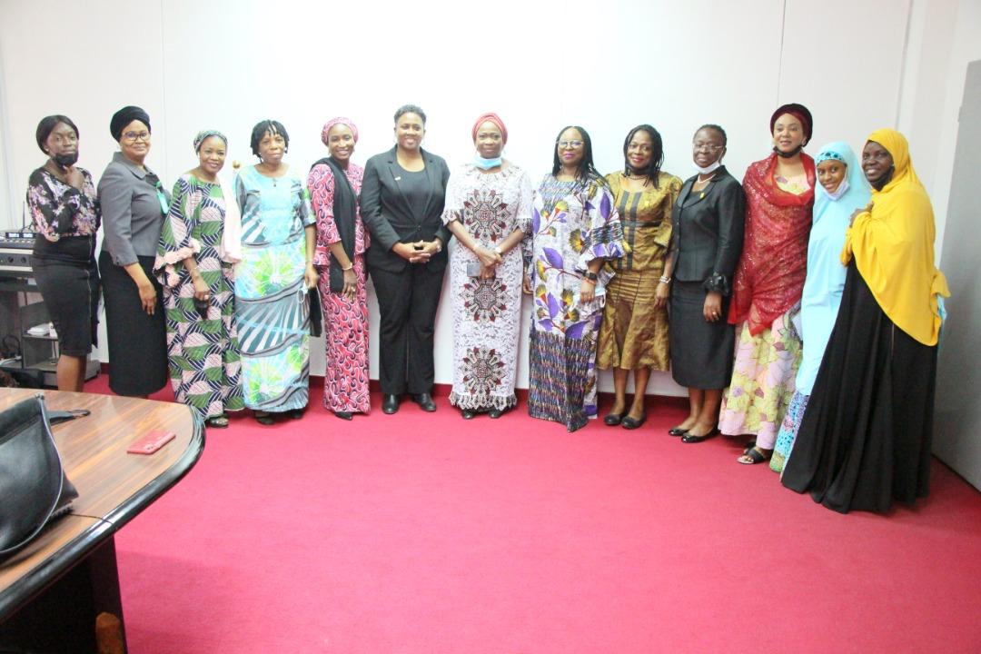 NIDCOM, WIMBIZ Committed To Women Development &Capacity Building