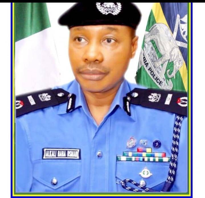 Breaking:  BUHARI APPOINTS USMAN ALKALI BABA  AS  ACTING IGP
