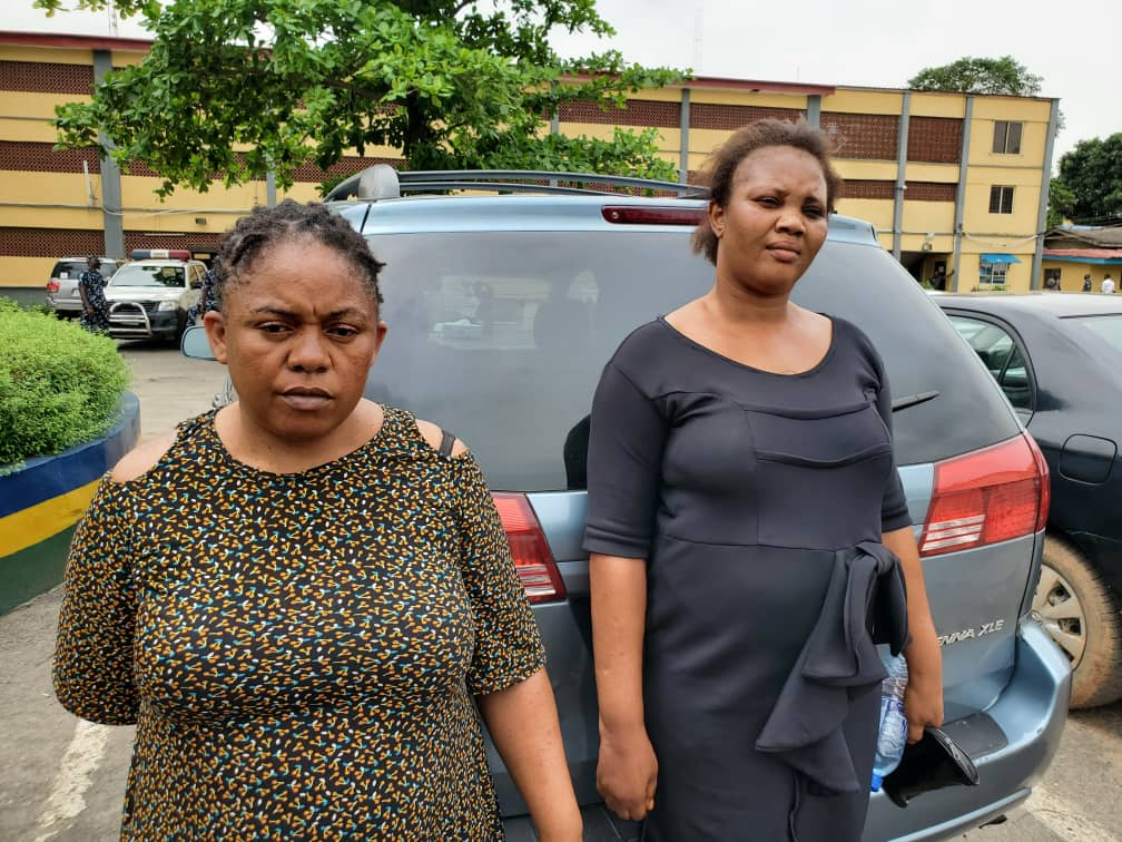 Two Ladies In Police Net for Alleged Killing of 64 Year-Old Man