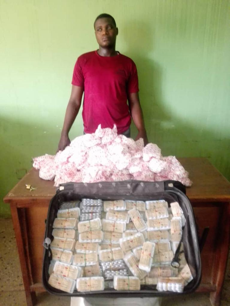 In Fresh Raids, NDLEA Arrests 10 Online Drug Traffickers, Seizes 107kg Cocaine, Others, 11 Despatch Motorcycles, Car In Abuja