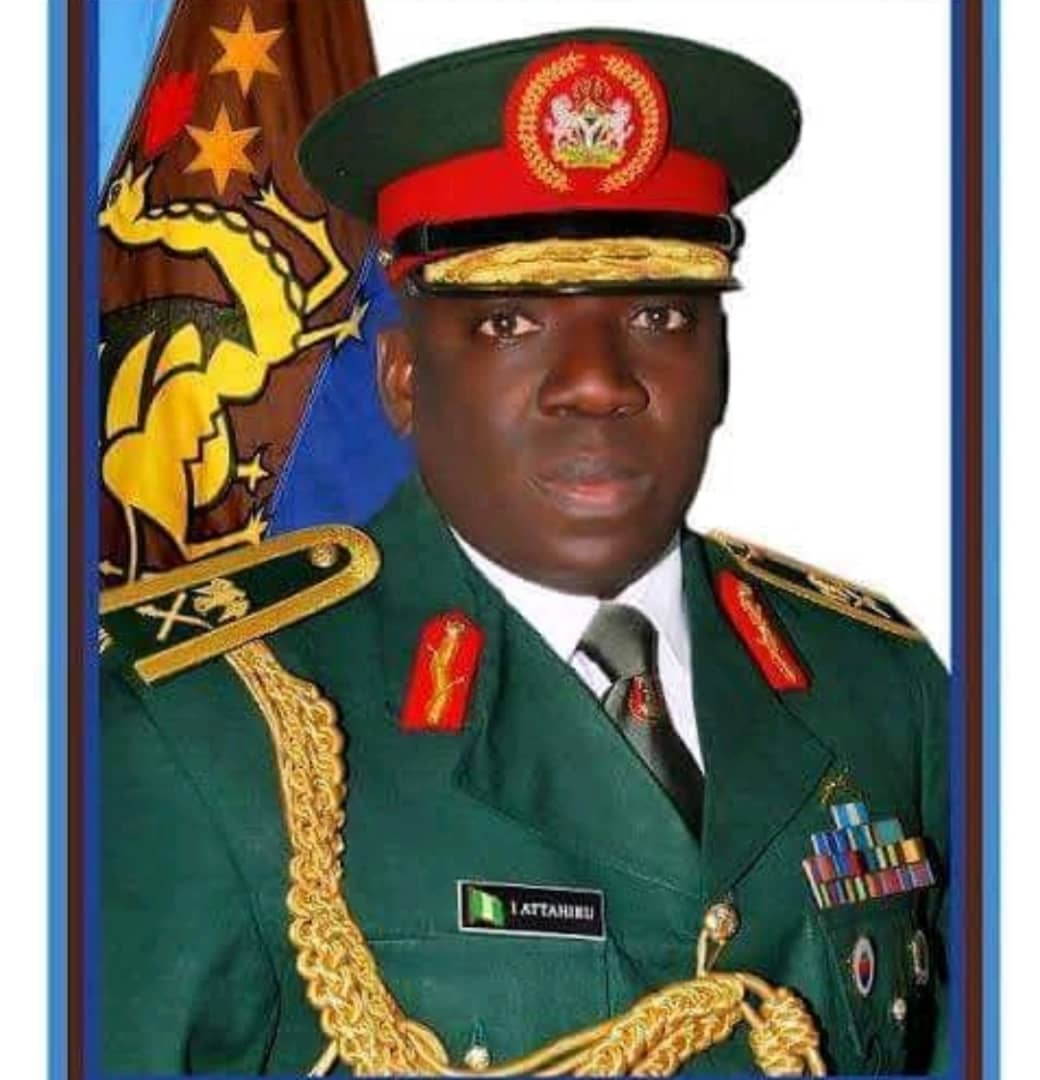 Breaking: Chief of Army Staff General Ibrahim Attahiru Dies in a Plane Crash