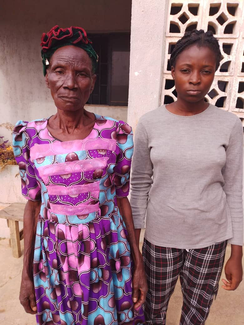 80-Year-Old Woman, Granddaughter, 2 Others Arrested With 192kg Cocaine, Heroin, Skuchies In Ondo