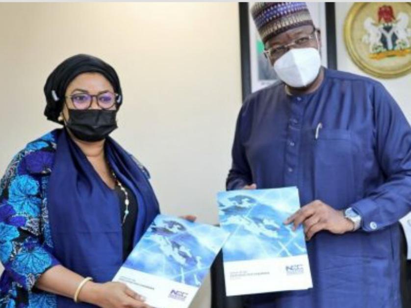 NCC, NigComsat Sign MoU On 5G Spectrum To Propel Nigeria's Digital Economy