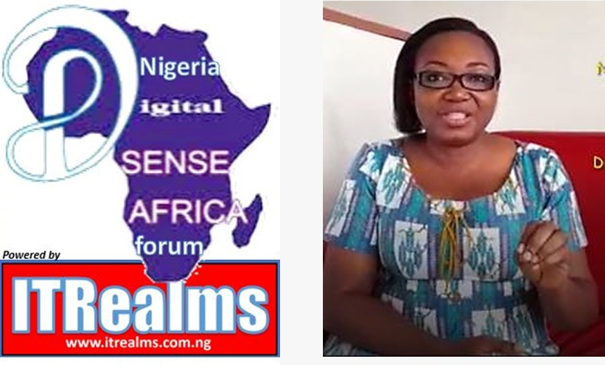 Nnenna @NDSF2021: Urges Nigerians To Stop Ethnic Fight, Target 8bn Market Space In Digital Economy
