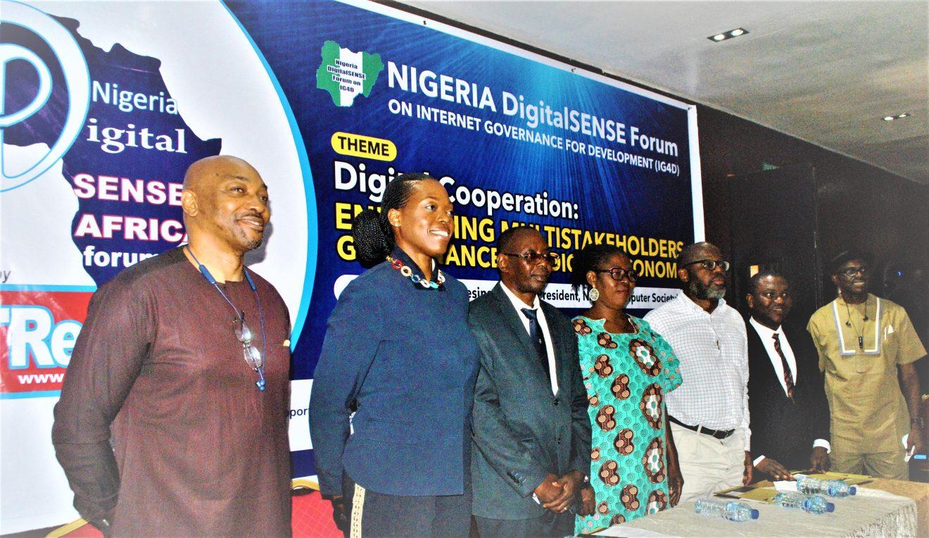 Digital Cooperation: DSA Boss Commends NCC, Nigcomsat Over Mou @NDSF2021