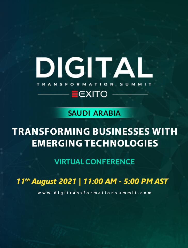 Digital Leaders, Experts Converge On Digital Transformation Summit – Saudi Arabia