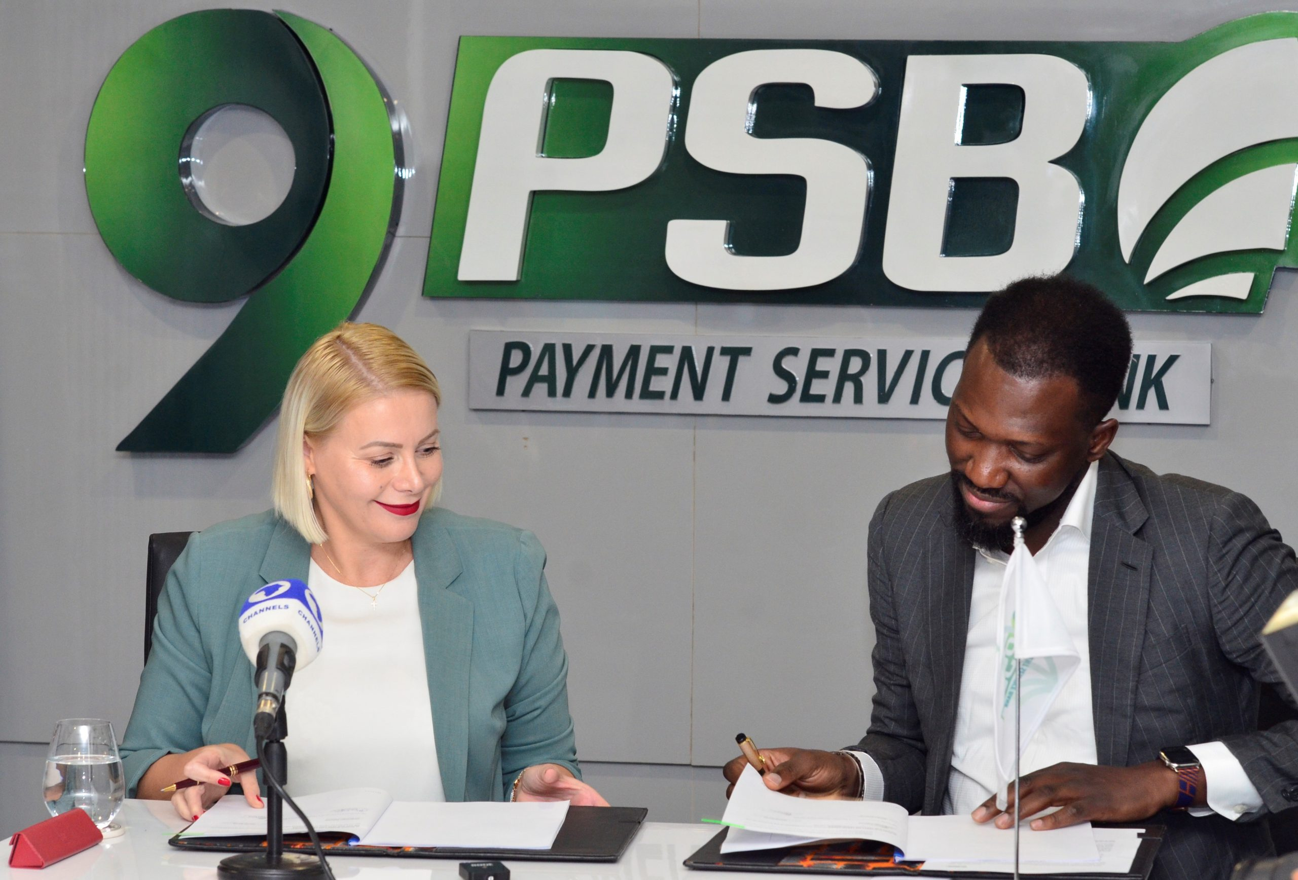 9PSB, Flutterwave Partner To Boost Growth Of Inclusive Financial Services In Nigeria