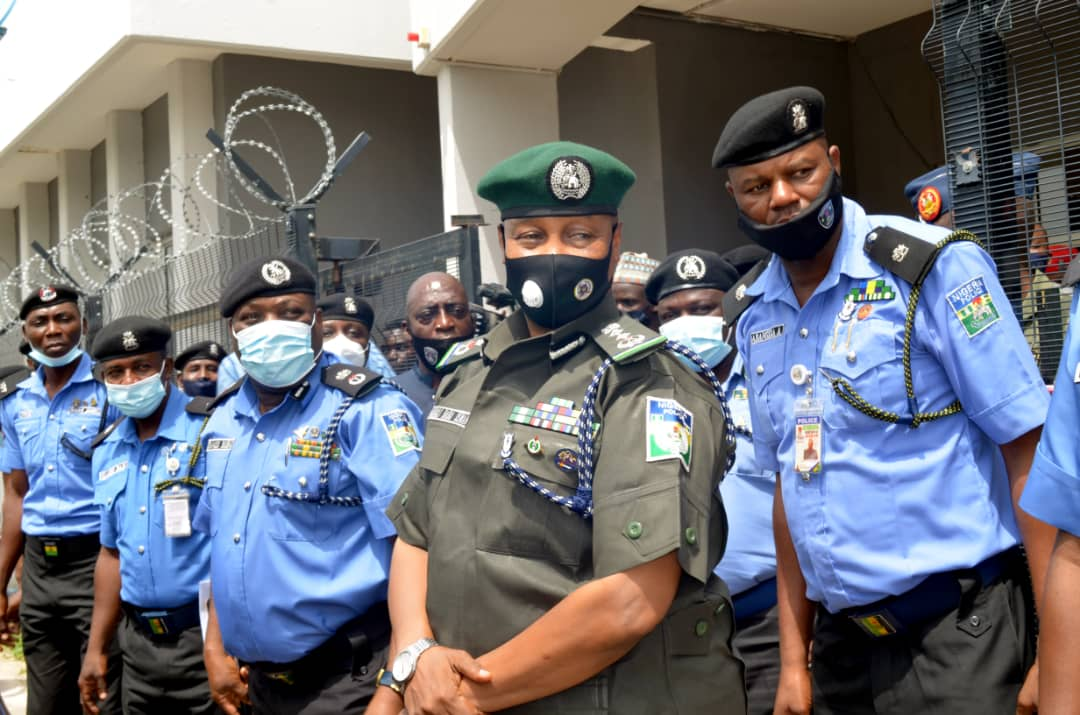 IGP Commends Katsina Police Command For Giant Achievements In Crime Fighting