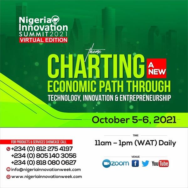 Nigeria Innovation Summit Gets NCC, NITDA Others Support