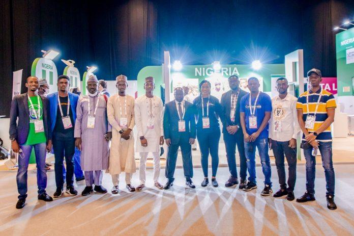GITEX 2021: NITDA Unveils Top 9 Nigerian Tech Start-Ups At Global Forum