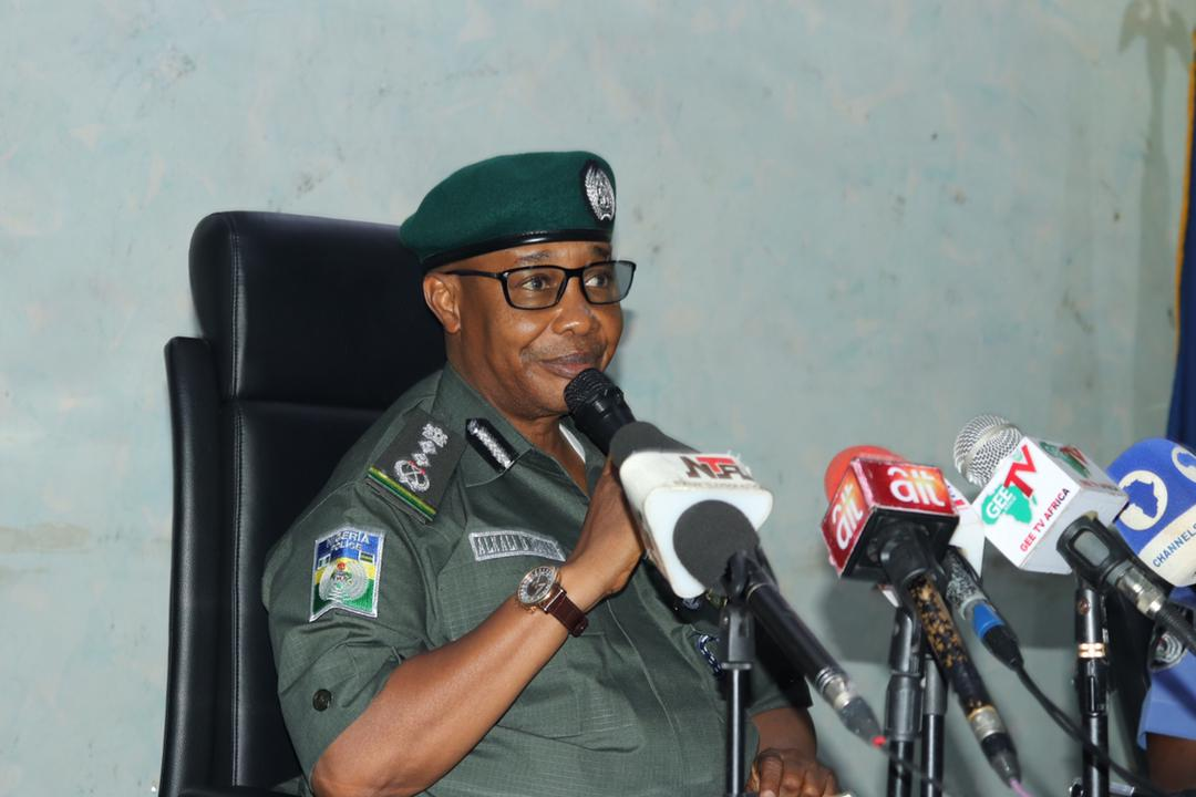 Anambra Elections: Police Committed To Securing The Public Space, Says IGP