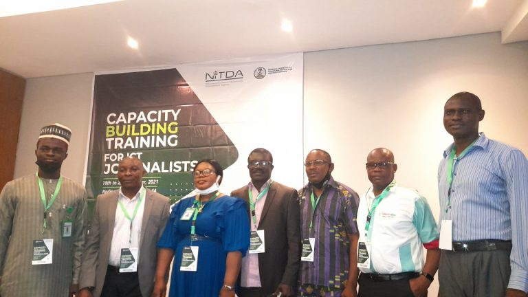 NITDA Begins 5 Day Capacity Training For 50 ICT Reporters
